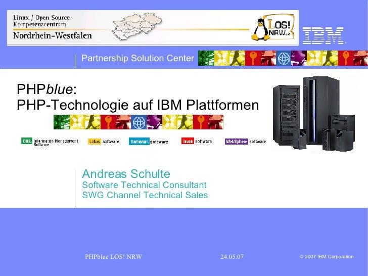 PHPblue LOS!NRW