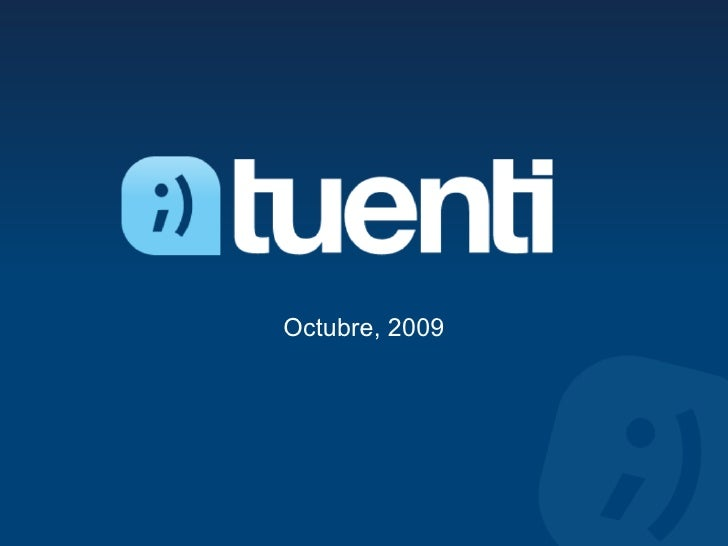 Tuenti Tech Teams. Frontend, Backend, Systems and more, working together