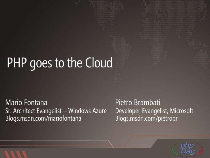 On-Premises                            Hosting                             Cloud                                          ...