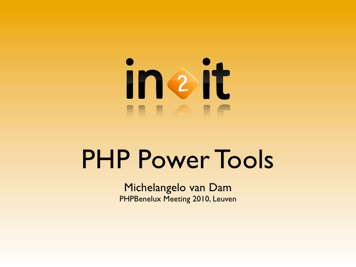 Php Power Tools