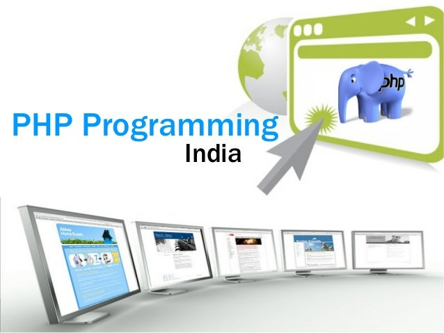 PHP Programming India  India