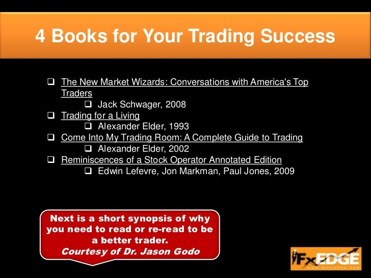 Options trading best books