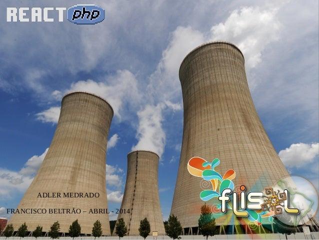 Phpreact flisol-fb-2014