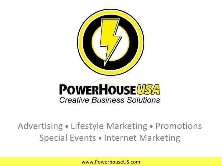 Powerhouse USA: Creative Business Solutions