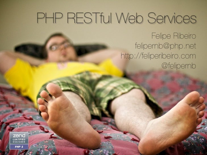 http://flickr.com/photos/estherase/128983854/     PHP RESTful Web Services                        Felipe Ribeiro           ...