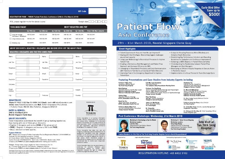 Patient Flow Asia Conference