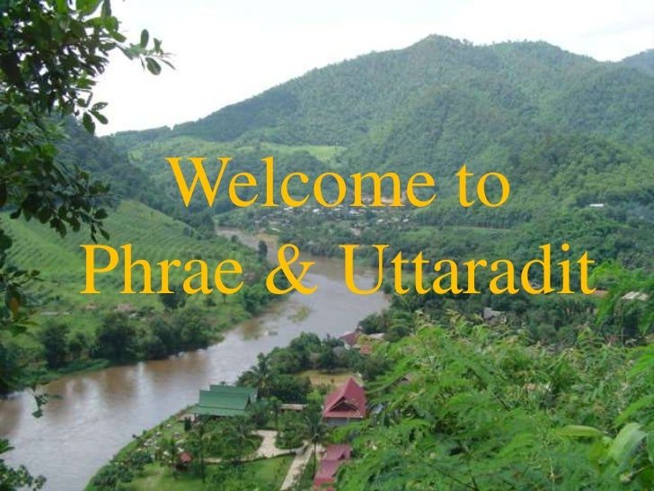 More interesting provinces in the Northern Thailand