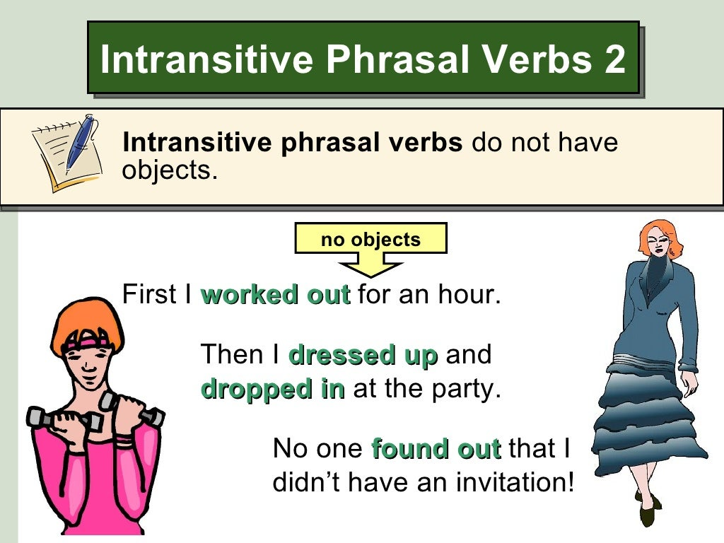 English Phrasal Verbs