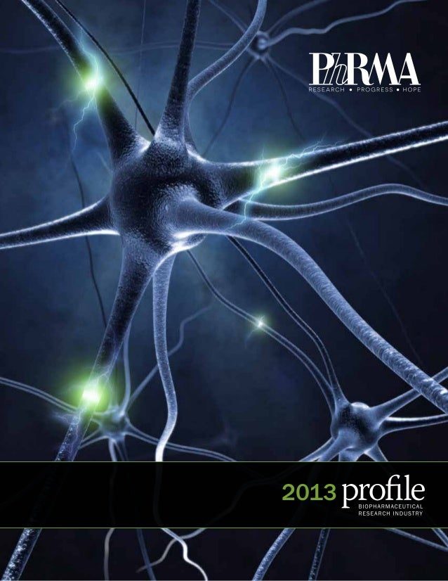 Biopharmaceutical Industry Profile 2013
