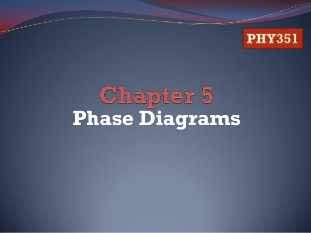 Phy351 ch 5