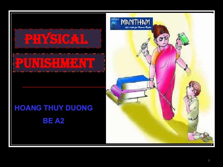 Physical Punishment