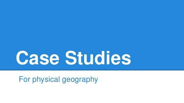 gcse geography volcanoes case studies