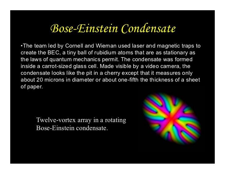 Chem4Kids.com: Matter: Bose-Einstein Condensates