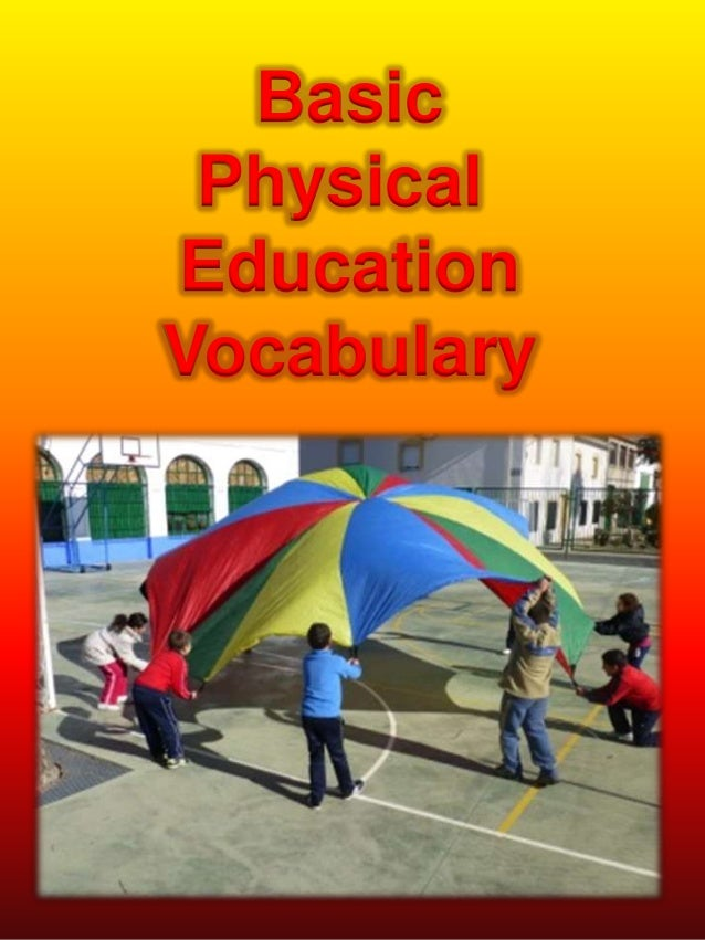 BasicPhysicalEducationVocabulary