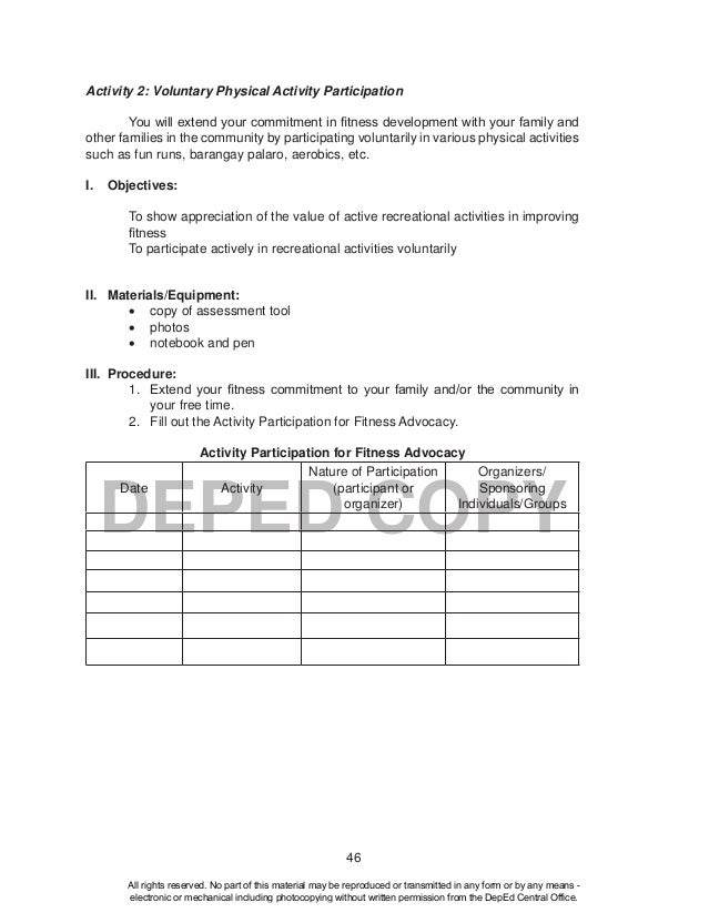 Worksheet Physical Education Worksheets For Middle School physical activity worksheets for middle school students math worksheet education survey d for