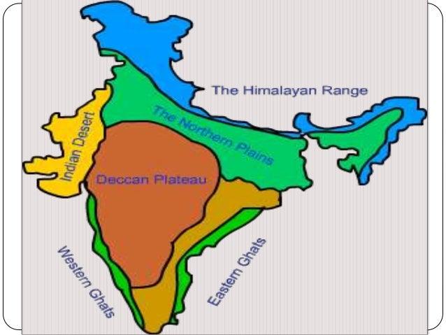 Physical fea... Greater Kashmir