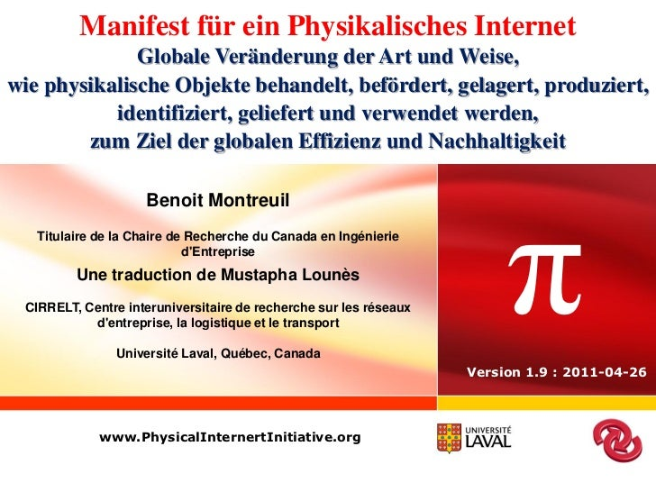 Physical internet manifest 1.9 2011 04-26 ml-ed (ger)