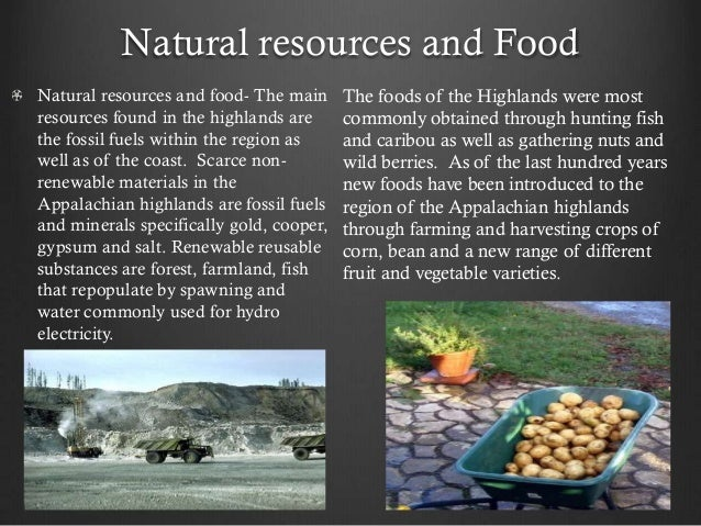 Natural Resources Found In The Atlantic Ocean