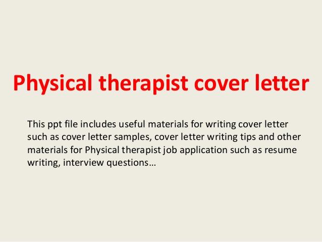 Art therapist cover letter