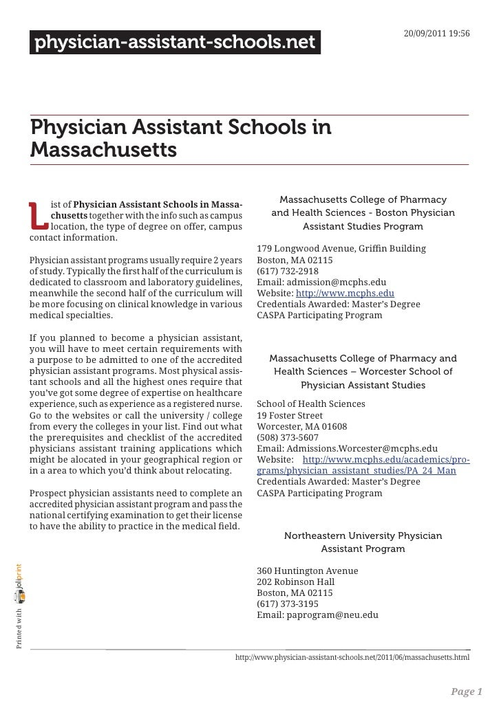 20/09/2011 19:56                 physician-assistant-schools.net                Physician Assistant Schools in            ...