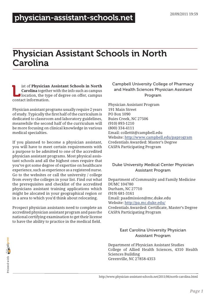 20/09/2011 19:59                 physician-assistant-schools.net                Physician Assistant Schools in North      ...