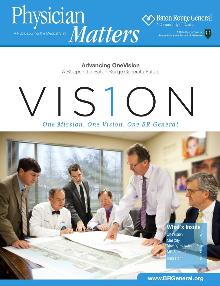 Physician        MattersA Publication for the Medical Staff                                                       A Satell...
