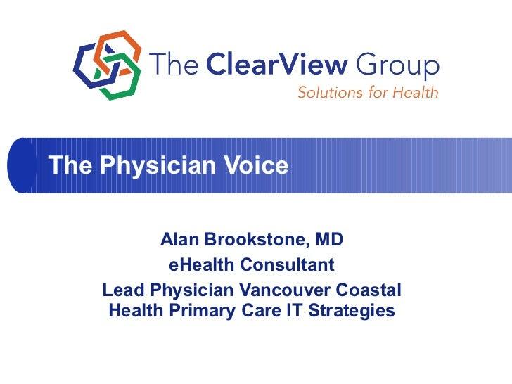 Keynote-Brookstone-Physician-Voice-SingaporeITSummit08
