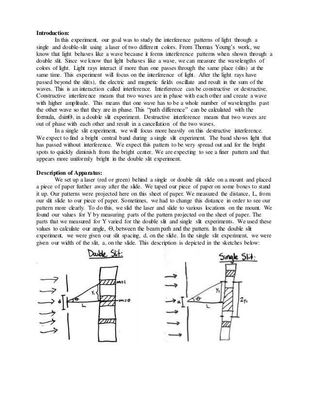 Lab Report Writing Template Net Example Of Lab Report Template