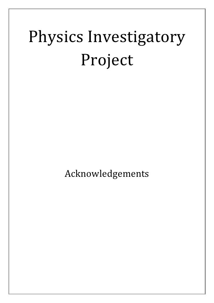 project and investigatory projects 16 fun & easy ideas to kickstart your project most of us have conducted an investigatory science project without by ekwedavid.