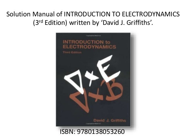 classical electrodynamics jackson solution manual download