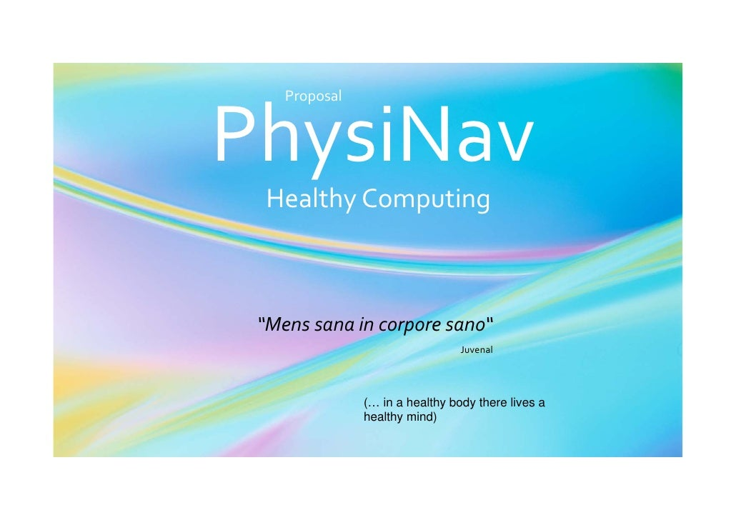 Physinav.Ppt