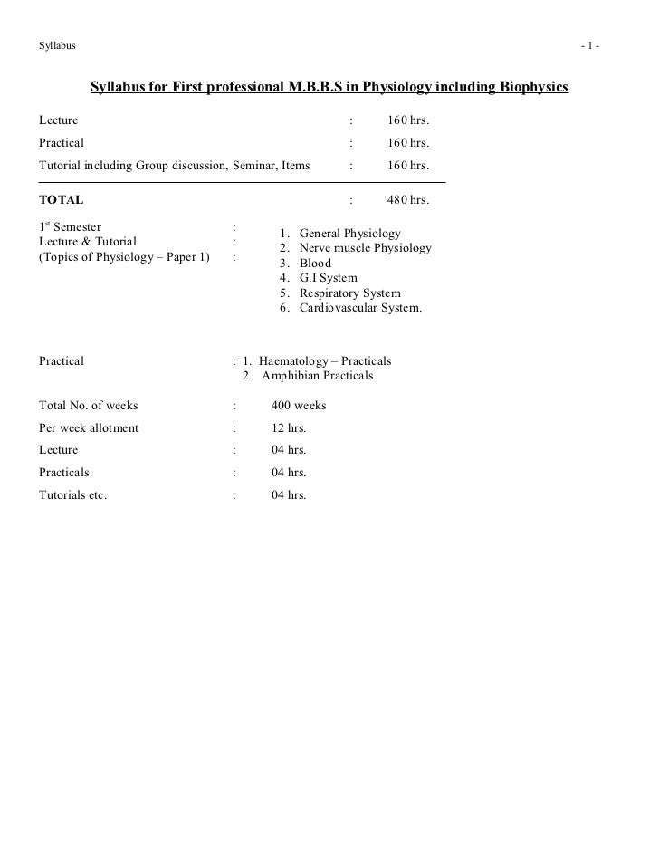 Syllabus                                                                                  -1-             Syllabus for Fir...