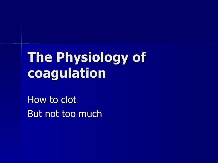 Physiologulation