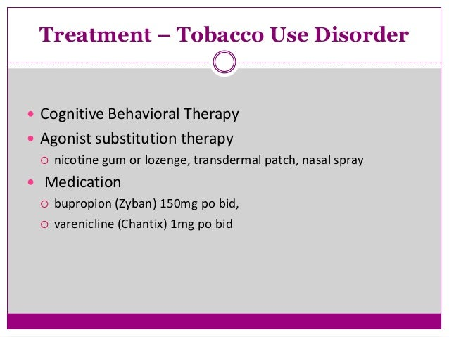 chantix oral side effects