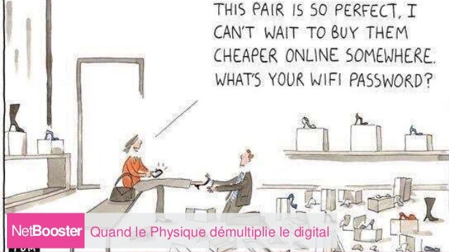 NetBooster Quand le Physique démultiplie le digital