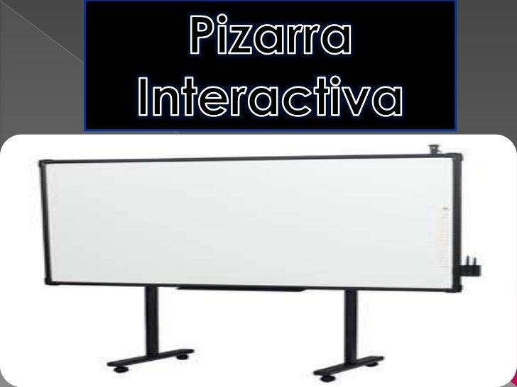 Pizarra Interactiva<br />