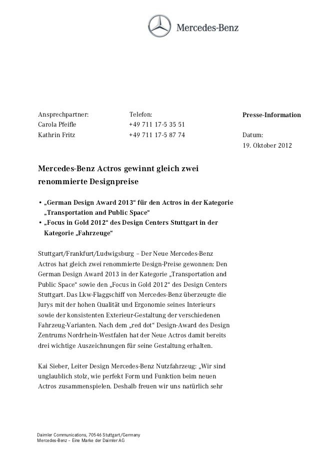 Ansprechpartner:                          Telefon:                Presse-InformationCarola Pfeifle                        ...