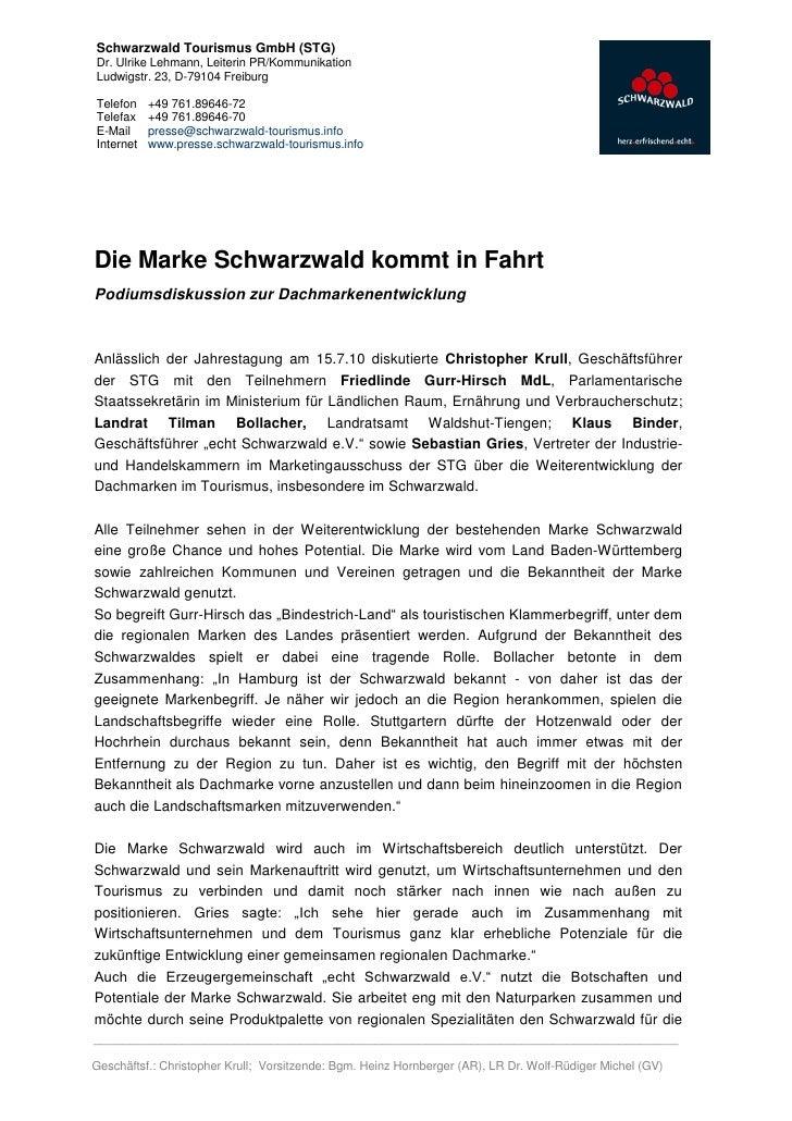 PI Die Marke Schwarzwald kommt in Fahrt, Podiumsdiskussion 15.7.10[1].pdf