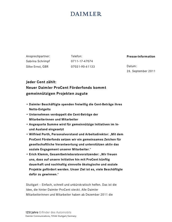 Ansprechpartner:                          Telefon:                    Presse-InformationSabrina Schrimpf                  ...
