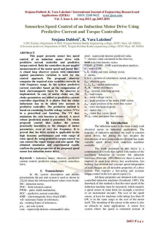 Srujana Dabbeti, K. Vara Lakshmi / International Journal of Engineering Research and Applications (IJERA) ISSN: 2248-9622 ...