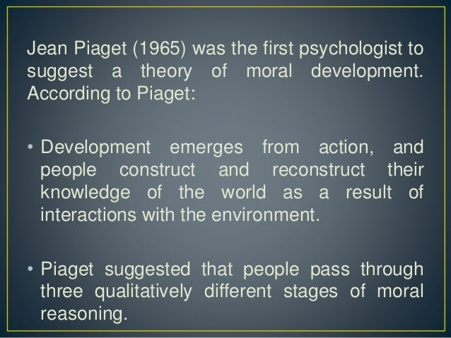 what is moral development pdf