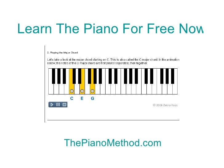 the online piano tutor book pdf