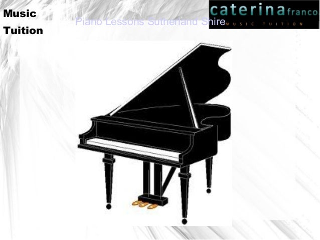 Music Tuition Piano Lessons Sutherland Shire