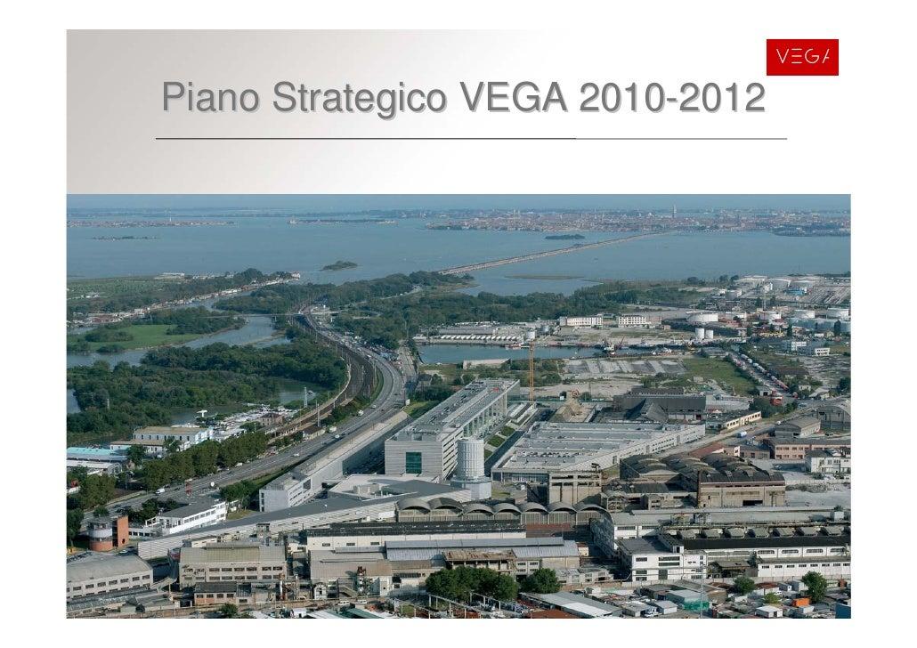 Piano Strategico VEGA 2010-2012