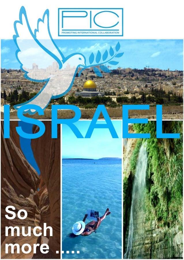 PIC -  Israel Tourism Brochure