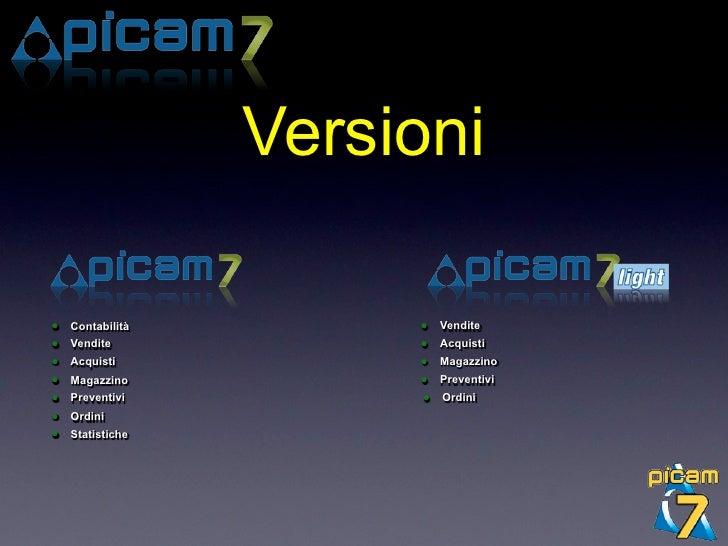 Brochure Picam7