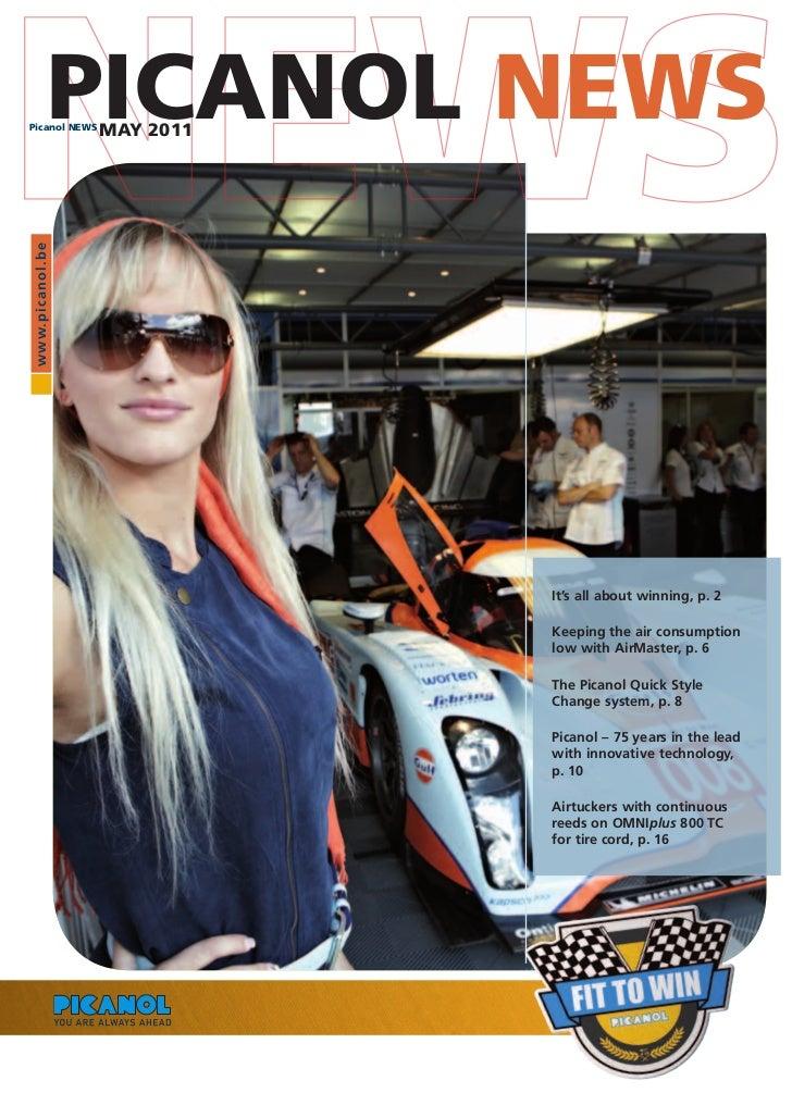 Picanol News May 2011