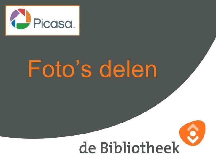 Presentatie Picasa