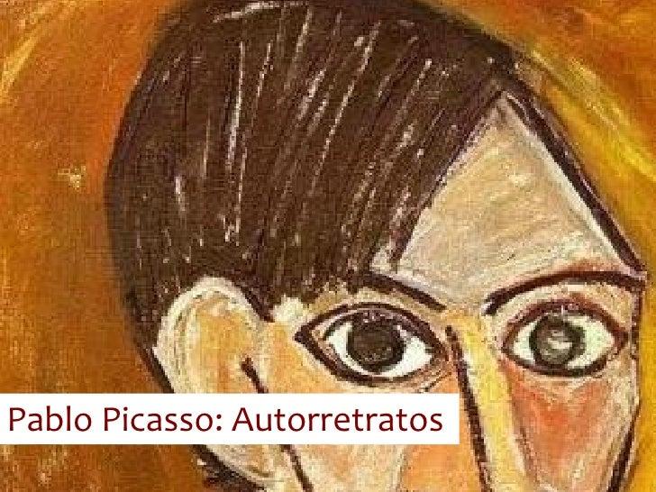 picasso.autorretratos