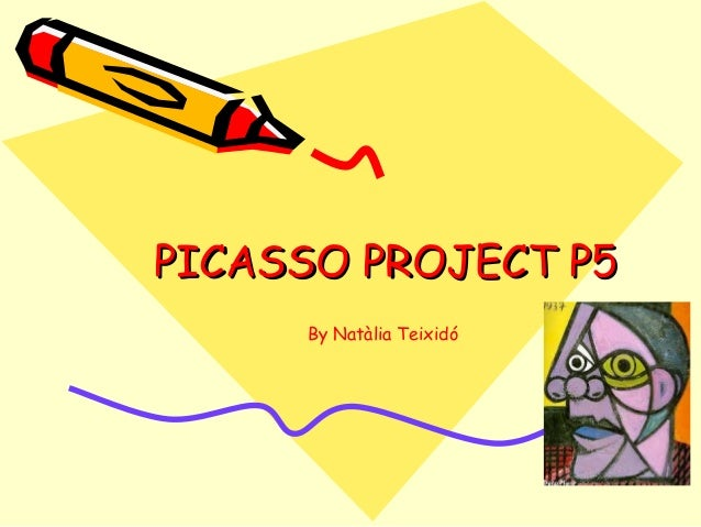 Picasso project 2013